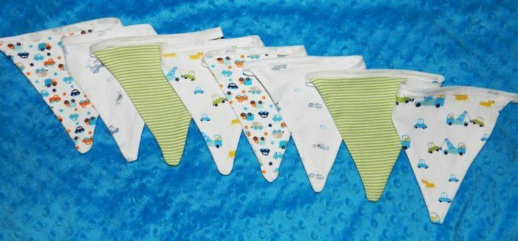 Memory bunting £10 plus p+p (8 flags)