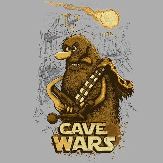 Camiseta 'Capitão Chewbacca' - Catalogo Camiseteria.com | Camisetas Camiseteria.com - Estampa, camiseta exclusiva. Faça a sua moda!