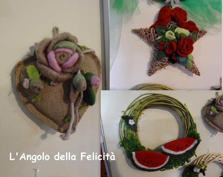 L'angolo della felicità: creazioni ed emozioni.: Kreativ... Oggi Lana Cardata!!