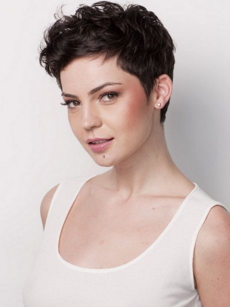 Very short wavy hairstyles                                                                                                                                                                                 More