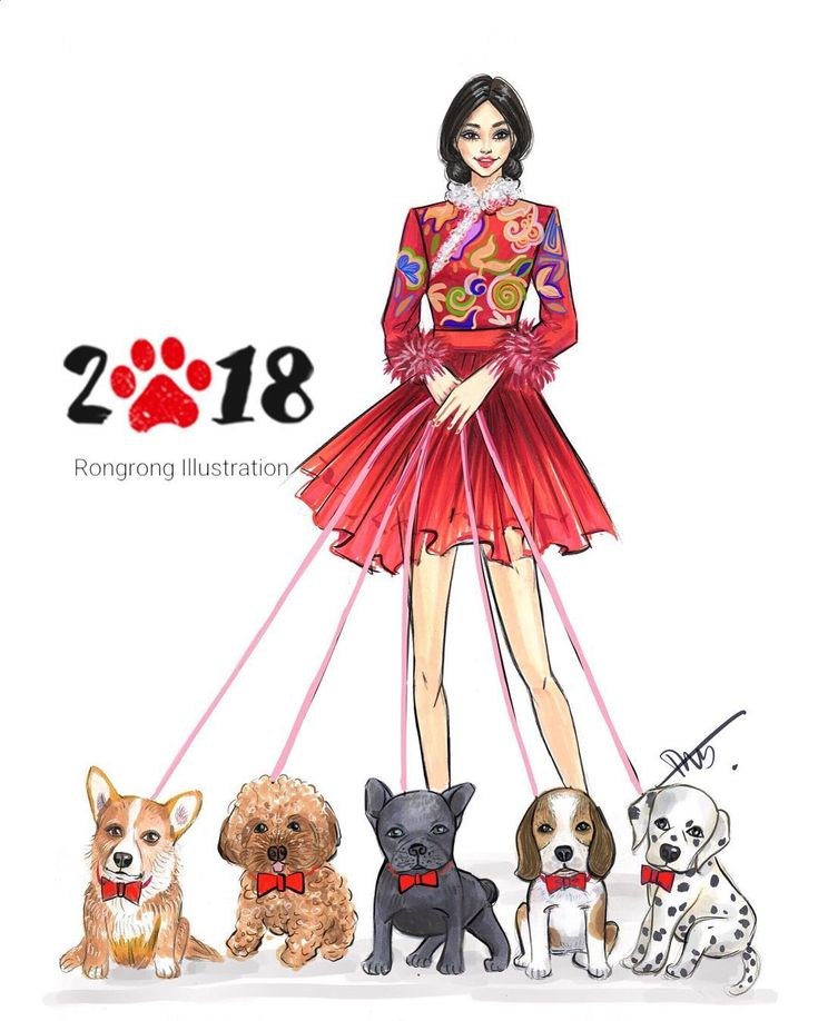 Happy Chinese New Year my friends! This is the year of dog 🐶! If you are born in 1958,1970,1982,1994,2006 then your sign is a cute little dog💗 Dog is the symbol of loyalty and honesty. People born in the year of dog usually are honest, friendly, faithful, loyal, smart, straightforward, venerable and have a strong faith of responsibility!👍. What is your zodiac sign? Let me know below! Check out my Stories for find out your sign and what's that mean😊 ——————————————————#yearofthedog…