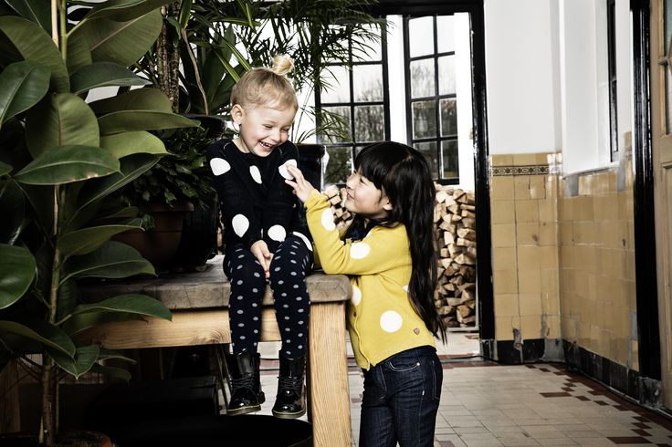 Dress Amesbury & Tights Axis | Cardigan Alpena & Jeans Atlanta | Noppies kids Fall/Winter 2016 collection | #noppies #kidsfashion #winterwear #kidswear #coolkids #girls #dress #jeans #newcollection #fallwinter #kids #fw15