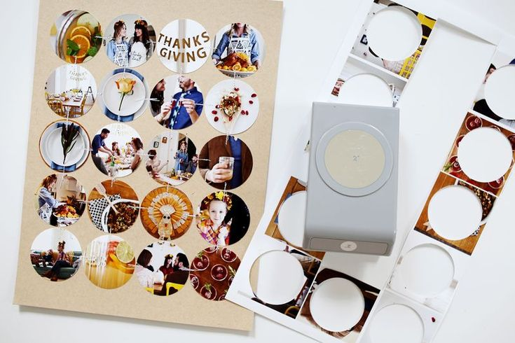 Photo Filled Scrapbook Pages | A Beautiful Mess