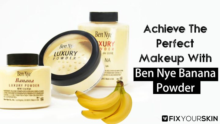 The luxurious Ben Nye Banana Powder will keep your skin shine-free throughout the day. Read this ben nye banana powder review to know more. Having a makeup artist at your service also comes with a few perks; they will know exactly what kind of makeup to choose so that your skin will look fabulous. And the go-to for most of those artists is generally the Ben Nye banana powder. #BenNyeBananaPowder  #Powder #Skincare #Beauty #FixYourSkin #Cosmetic