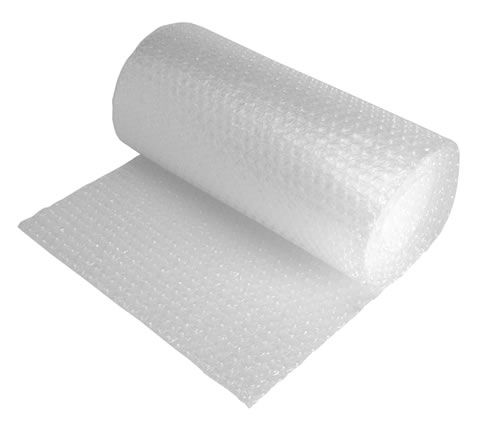 This Bubble Roll is constructed from polyethylene and is common for packing fine things. http://www.ppiuae.net