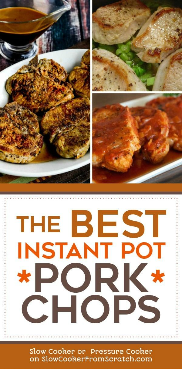The BEST Instant Pot Pork Chops | *****SCPC All the Recipes