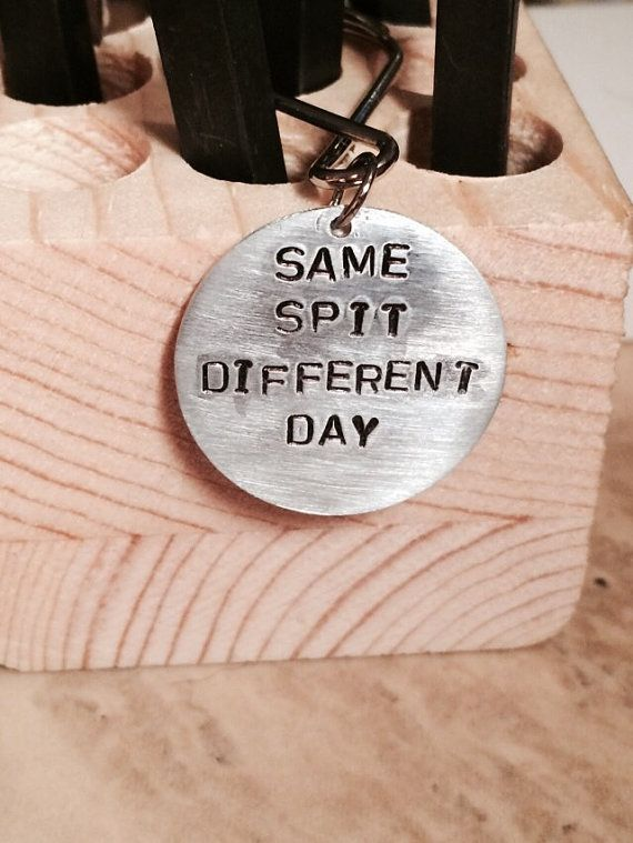 Dental Hygienist Same Spit Different Day Quote by TAStamping