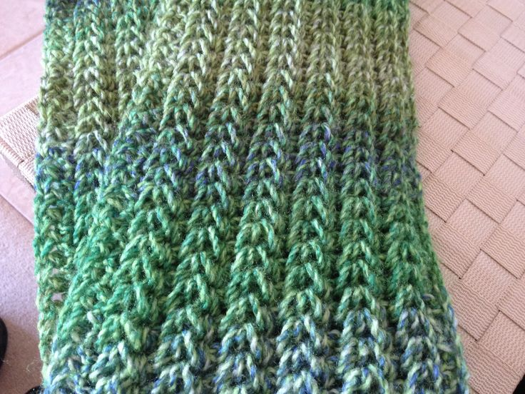 Tunisian Crochet Knit Stitch In The Round : 17 Best ideas about Tunisian Crochet on Pinterest Tunisian crochet stitches...