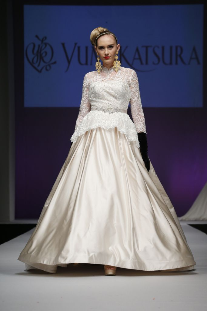 Yumi Katsura Bridal Fall 2016 – WWD