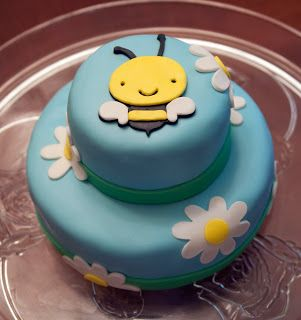 Bumble Bee Birthday Theme