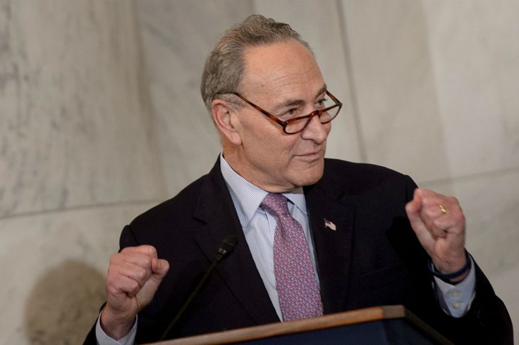 Sen. Schumer noted McConnell's concerns are similar to Democrats.