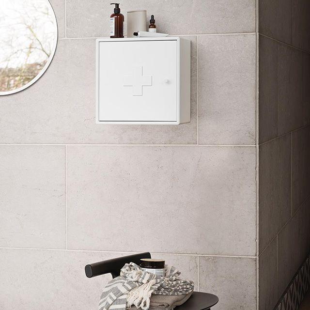 AID – medicine cabinet for the bathroom. #montanafurniture #danishdesign #bathroomdecor #salledebain #homedecor #badeværelse #badrom