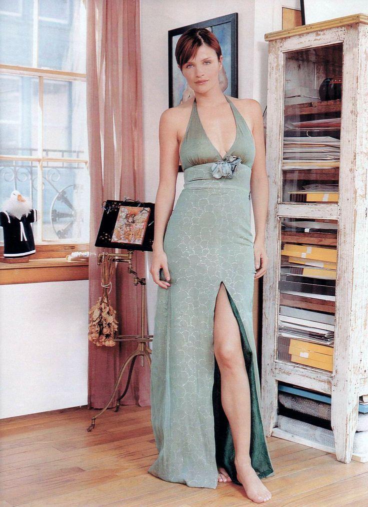 OK UK April 2000 in 2019 Helena christensen, Fashion