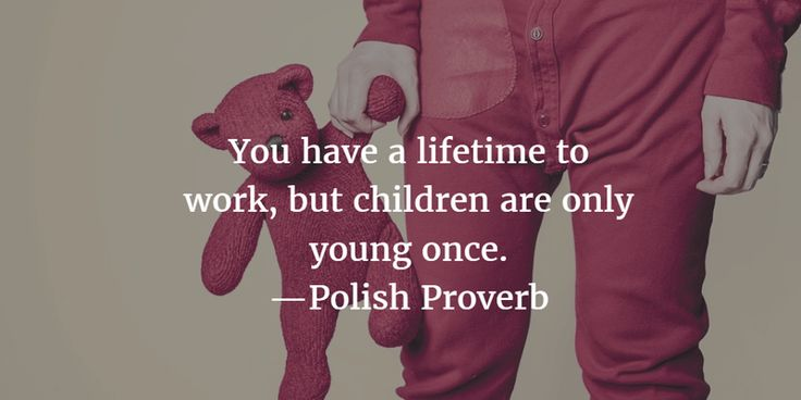 20 Quotes That Discuss About Kids's Quick Rising Up