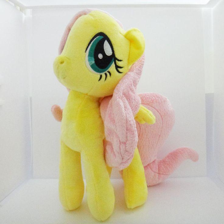 New Nici My Little Pony Fluttershy 11.8in 30cm Plush Doll 3+ Girls #Nici