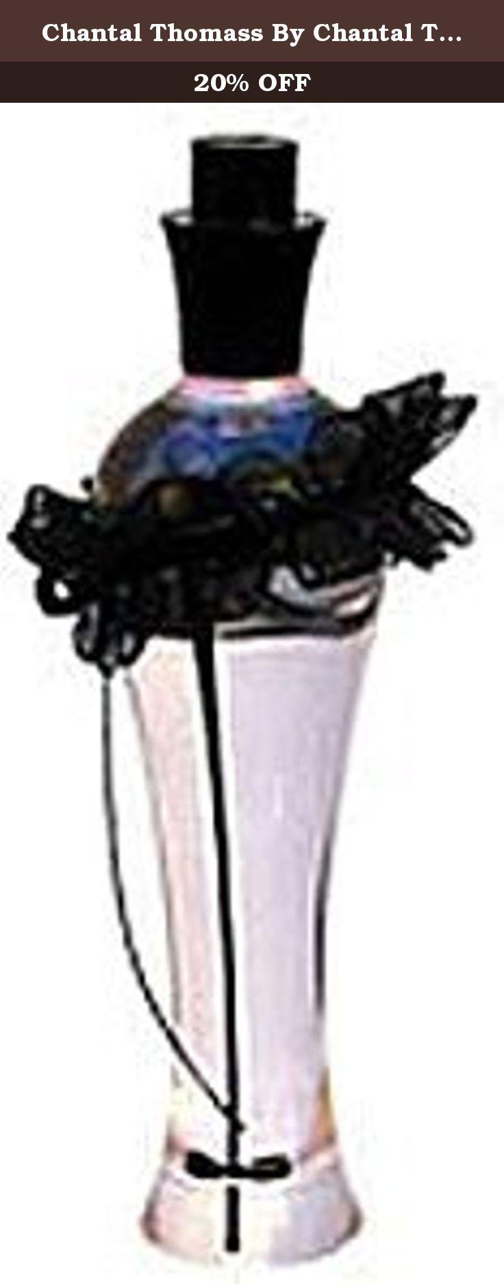 Chantal Thomass By Chantal Thomass For Women. Eau De Parfum Spray 1.6 Oz. Chantal Thomass for Women Eau De Parfum Spray 1.6 Oz / 50 Ml.