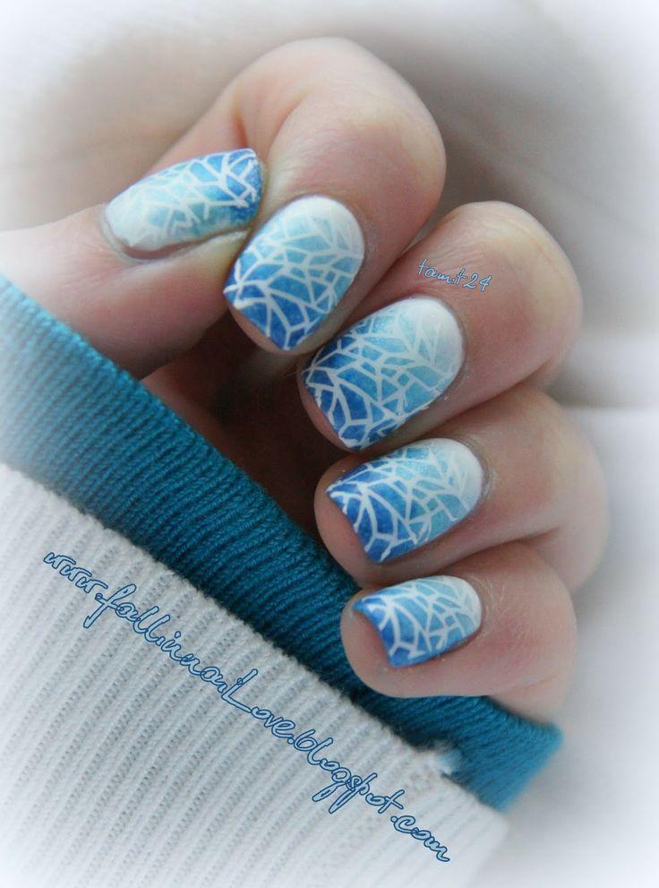 Arcitc Ice nails...