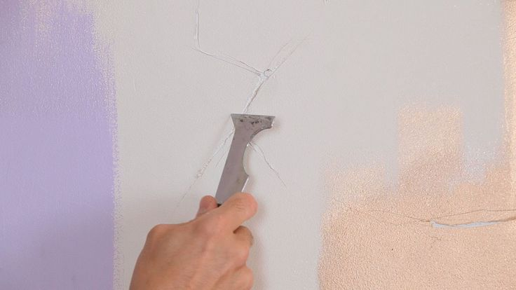 How To Fix Cracks In Old Walls House Painting Plaster Crack Repair Pinterest Walls