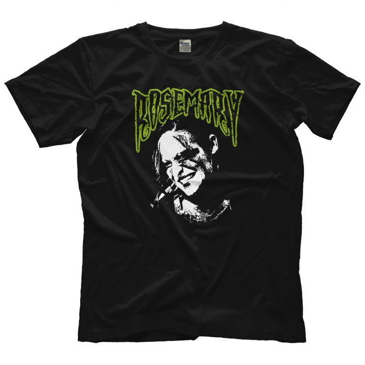 Courtney Rush Rosemary Green T-shirts