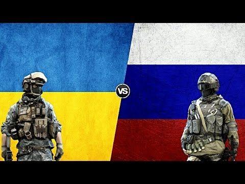 UKRAINE VS RUSSIA – Military Power Comparison 2017
