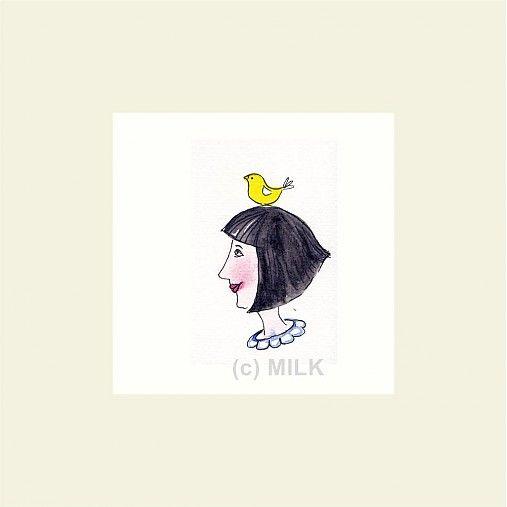 milk / portrét(y) I. _trilógia