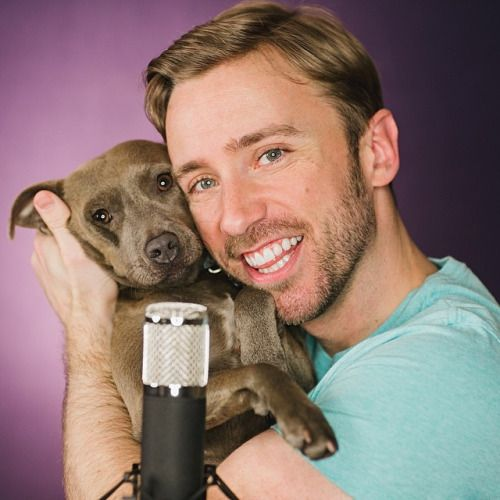 Peter Hollens and Rainy! <3