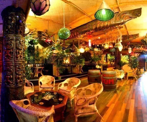 The LuWow - Tiki Bars Melbourne