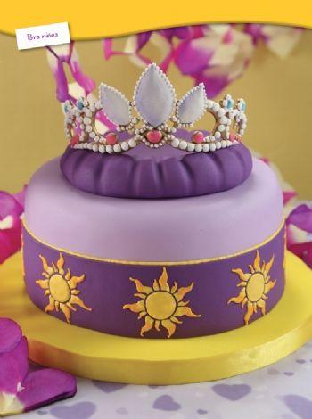 Torta Tiara - Tortas Decoradas