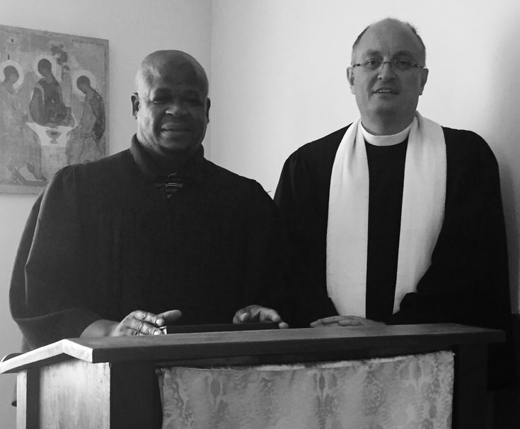 This morning's sermon during Matins at the Lutheran Theological Seminary in Tshwane (LTS) on Acts 17:22-32 can be read here: Ac17,22-33 Matins 2016.4.21and heard here: We sang the baptismal…