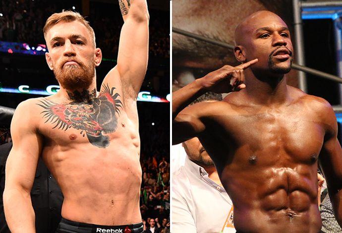 """Técnico de McGregor acredita em luta contra Floyd: """"Os dois querem isso"""" @canalCombate"""
