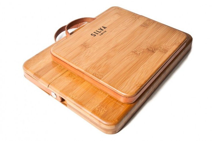 Bamboo Cases for #MacBook and #iPad A cool #gadget - starts with $130