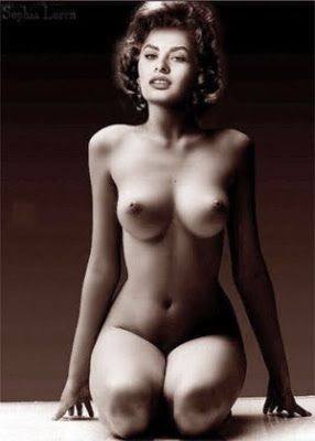 Sophia Loren naked