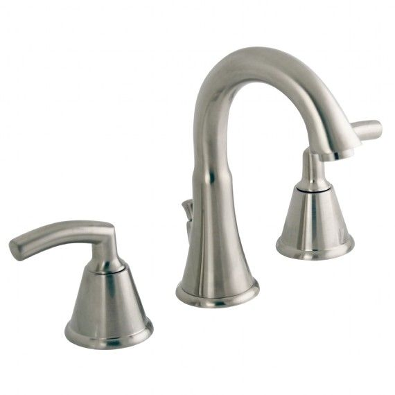 Tropic Widespread Bathroom Faucet with Double Lever Handles