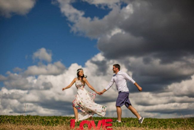 Ensaio: Ori e Edu | Blog do Casamento
