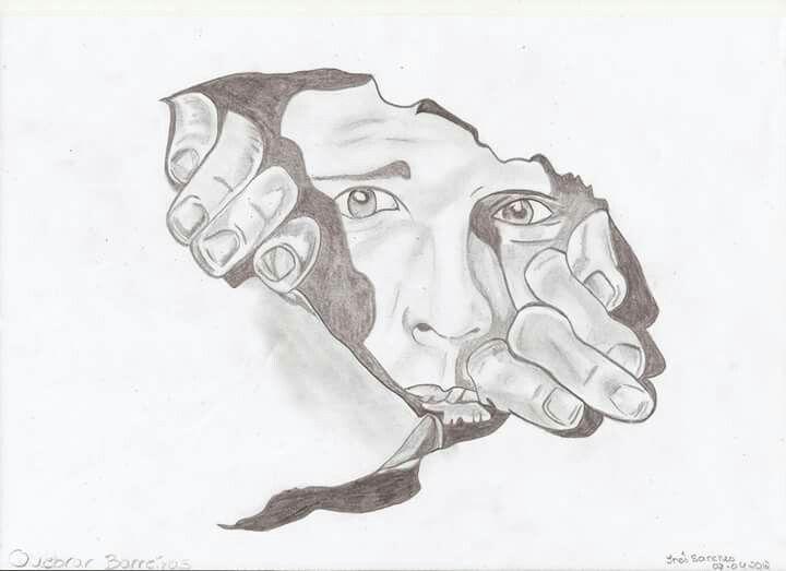 #art #draw #blackandwhite #escape