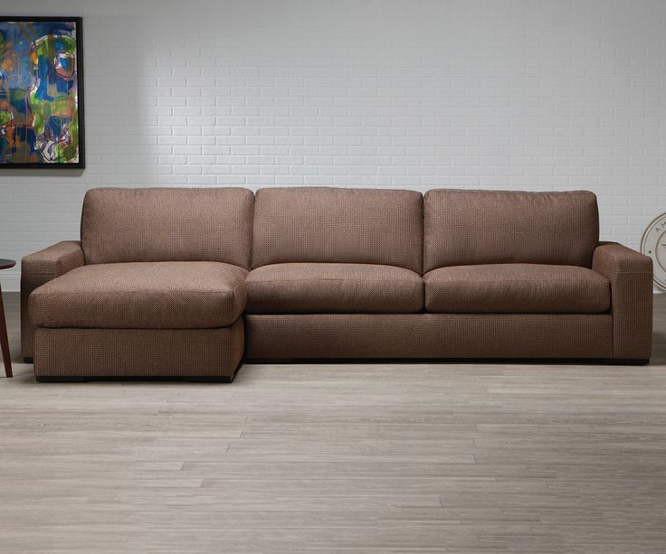 American Leather Westchester Sectional Sofa From Schreiteru0027s