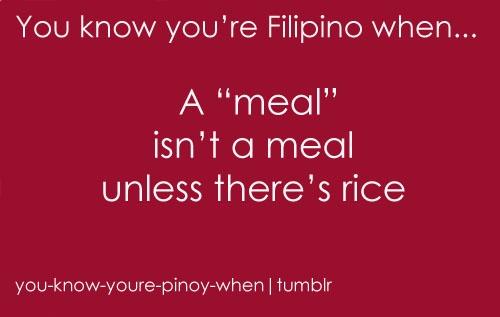You know you're Filipino when...   Filipino habits   Filipino humor  