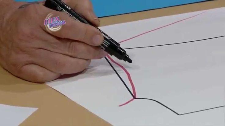 Hermenegildo Zampar - Bienvenidas TV en HD - Explica los escotes para ve...