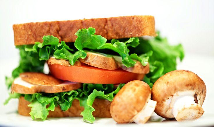 food, photography, mushroom, lettuce, sandwich, egofoto, healthy, nutrition