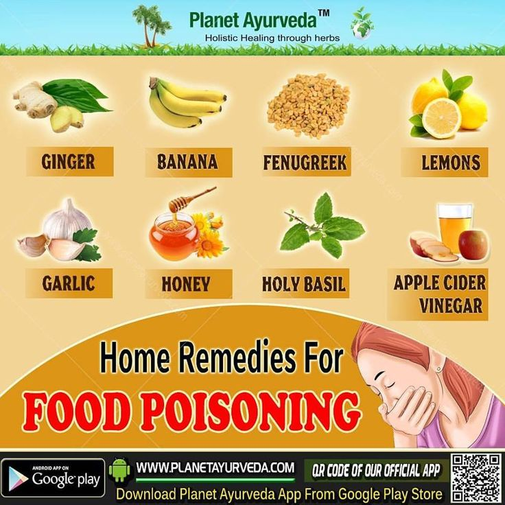 What Is The Best Natural Remedy For Food Poisoning