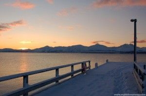 First Polar Night
