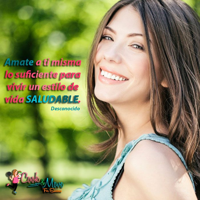 Amate a ti misma lo suficiente para vivir un estilo de vida saludable.  http://www.cookandmove.com?utm_content=buffer659c0&utm_medium=social&utm_source=pinterest.com&utm_campaign=buffer  #dietassaludables  #cookandmove