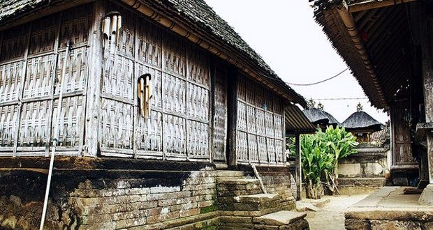 Balinese Traditional House Architecture