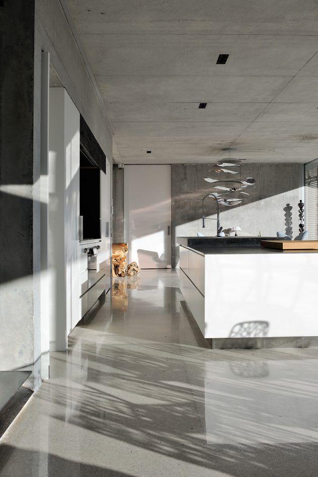 La Mira Ra House von AUM Pierre Minassian in Südfrankreich | Wohnen ...