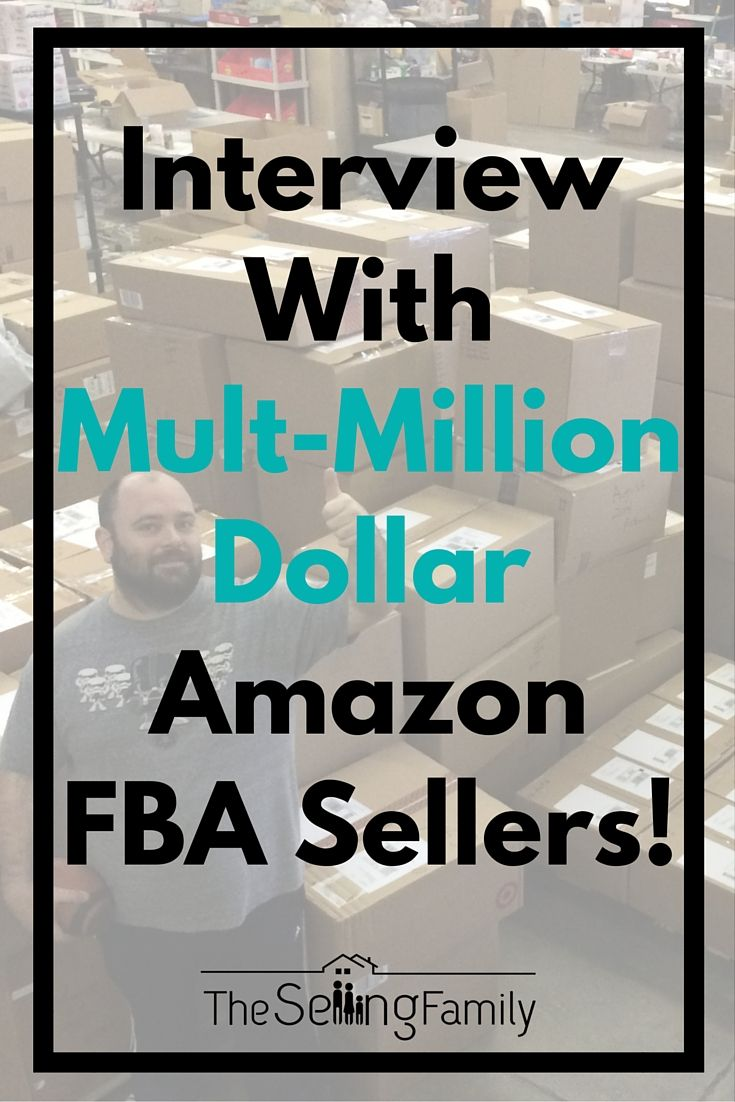 The sky is the limit when it comes selling on Amazon and you need no further proof of that than the story of Dan Meadors & Eric Lambert. Two business partners from Kentucky that are doing millions in sales on Amazon. Want to know the most inspiring part? Their story of humble beginnings with selling on Amazon is one that many of us can relate to!  Want to learn how to sell on Amazon?  We share with you how this business was built using a wholesale business model that started with retail…
