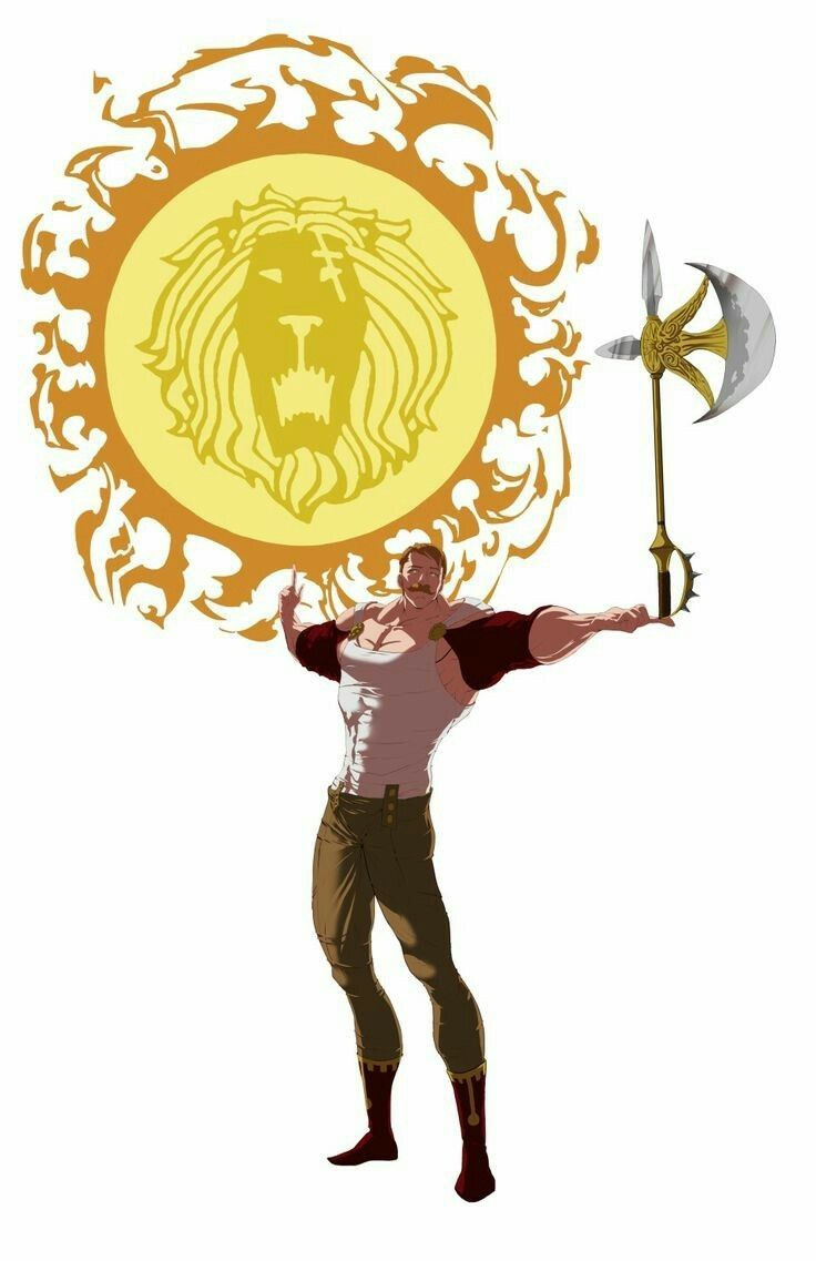 Most Awesome Anime Wallpaper Iphone Seven Deadly Sins Escanor In