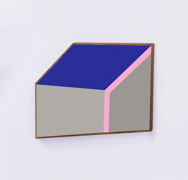 Zin Helena Song, 'Flat Polygon 1 #1,' 2015, CES Gallery