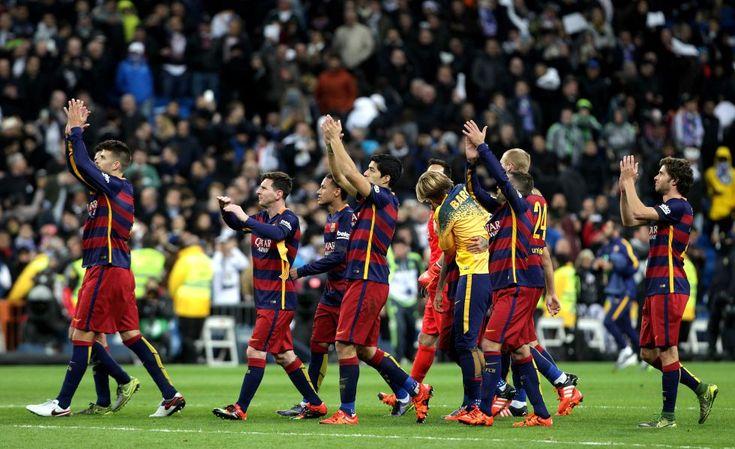 Fotos: La imágenes del partido Real Madrid-Barcelona | Deportes | EL PAÍS