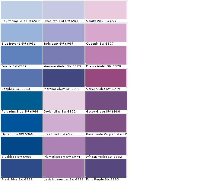 Best 25 lavender paint ideas on pinterest lavender - Show me the color lavender ...