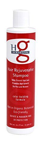 #bathing Our #Hair #Rejuvenator Shampoo for men and women cleans and detoxifies your scalp and volumizes hair using powerful anti-oxidants which help provide heal...